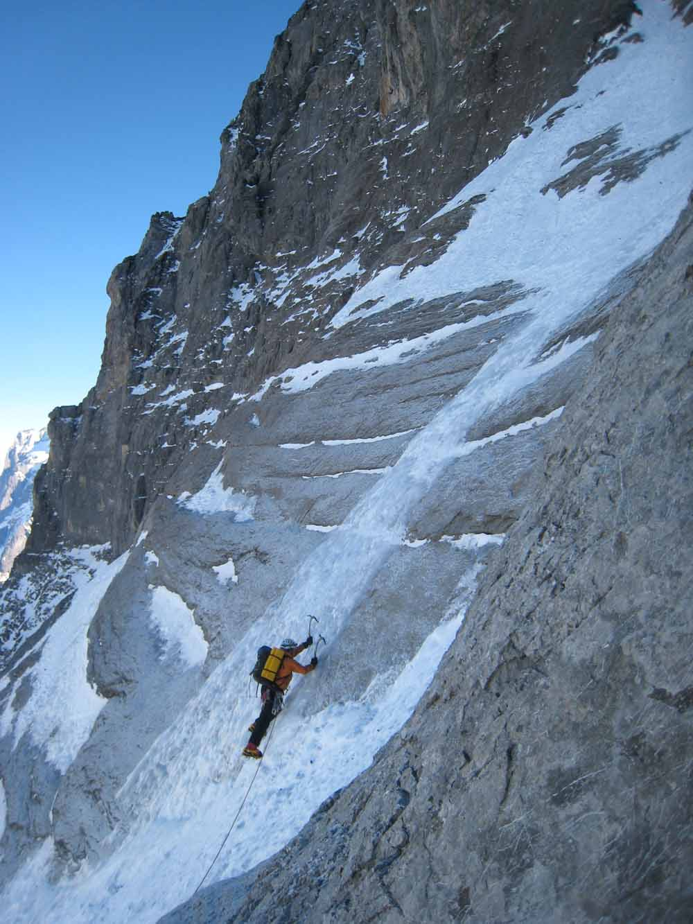 north face route