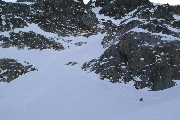 Aiguille Rouge Couloirs 15