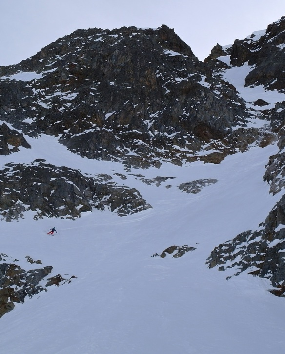 Aiguille Rouge Couloirs 19