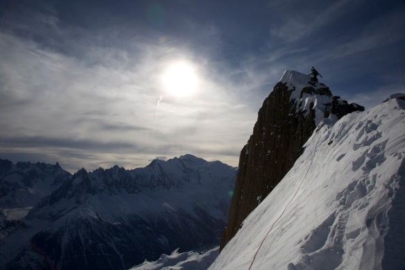 Aiguille Rouge Couloirs 210
