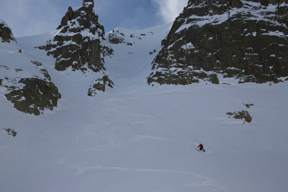 Aiguille Rouge Couloirs 31