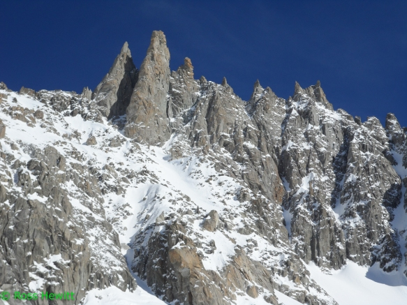 Aiguilles Ravannel and Mummary