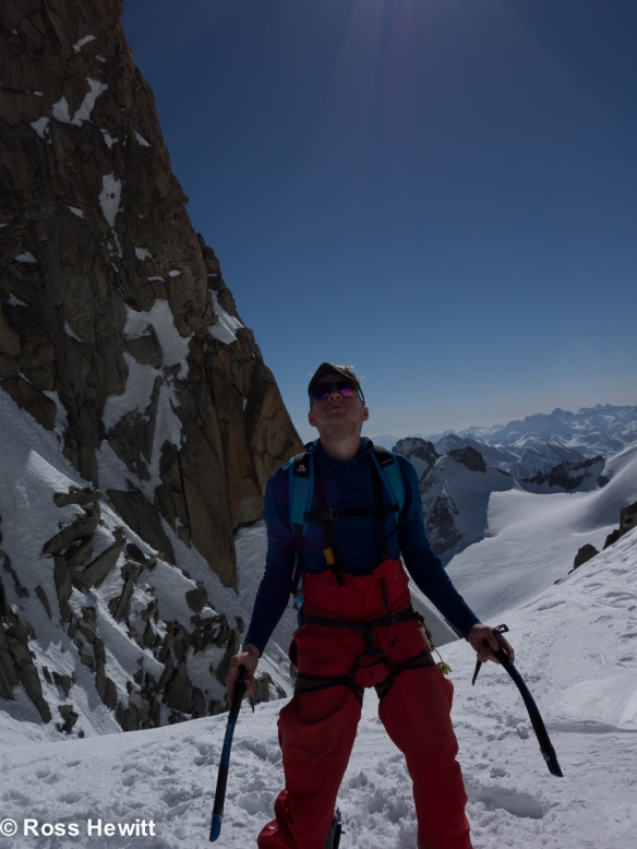 Dave Searle Col Diable and Noire NW Face_-5