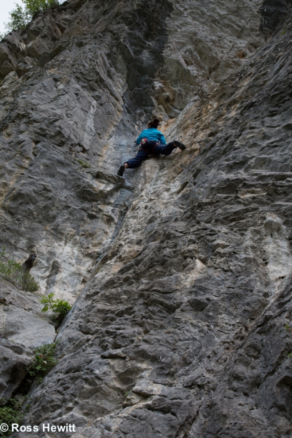 Finale Macabee rock climbing-3