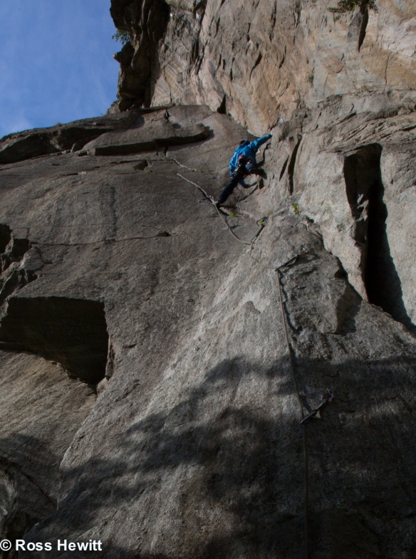 Finale Macabee rock climbing-86
