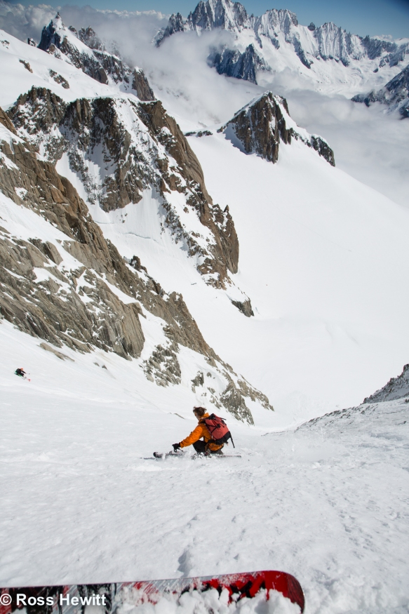 Gervasutti Couloir-tom grant 8