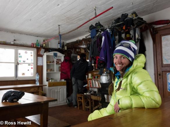 Refugio Frey Cerro Catedral Patagonia Michelle Blaydon Berghaus