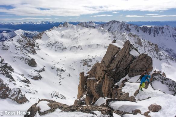 Refugio Frey Cerro Catedral Patagonia Ross Hewit  Berghaus
