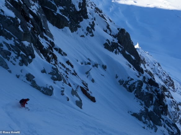 Dave Searle Midi West Couloir-6