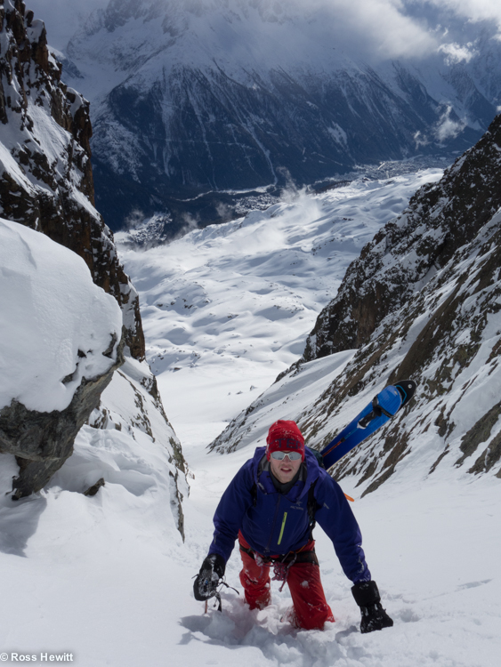 Encrenaz North Couloir-2