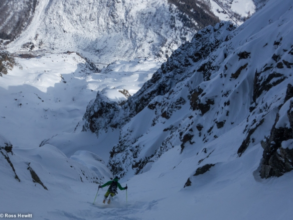 Encrenaz North Couloir-4