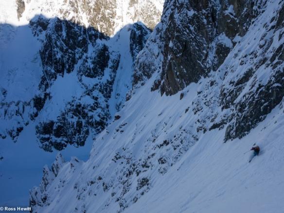 NE Couloir Petit Mt Blanc-12
