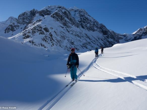 NE Couloir Petit Mt Blanc-13