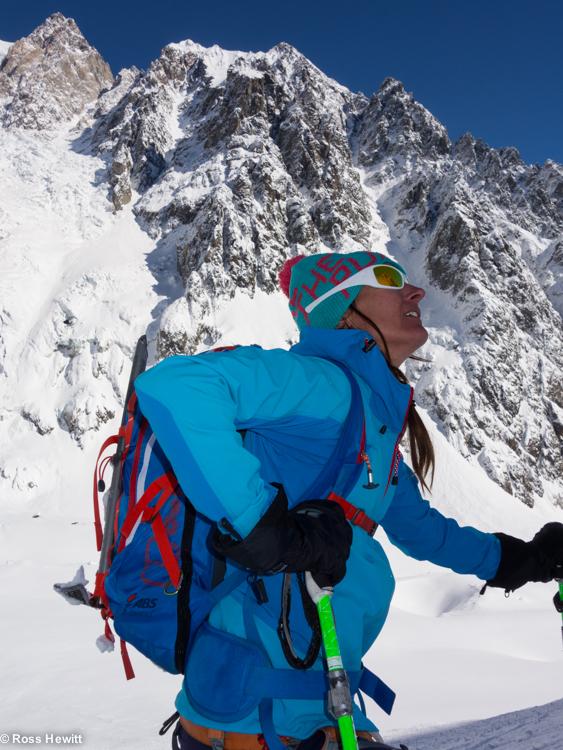 NE Couloir Petit Mt Blanc-2