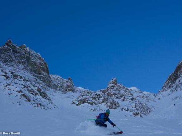 NE Couloir Petit Mt Blanc-7
