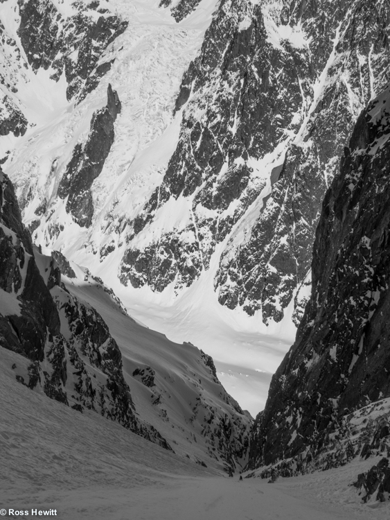 Petit Mont Blanc North East Face_-4
