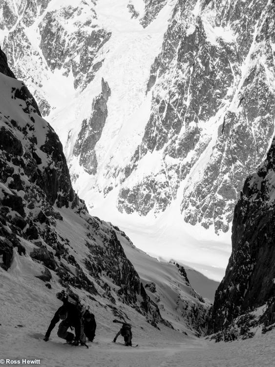 Petit Mont Blanc North East Face_-5