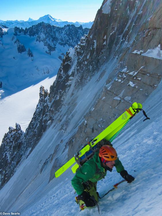 Chamonix skiing 2014-13