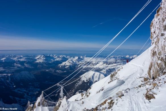 Chamonix skiing 2014-19