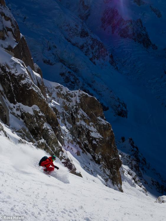 Chamonix skiing 2014-21