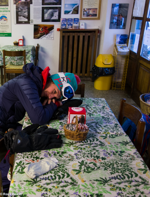 Chamonix skiing 2014-24