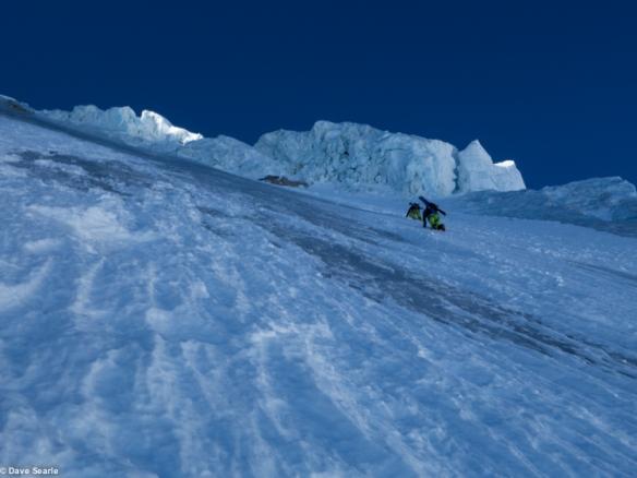 Chamonix skiing 2014-3-2