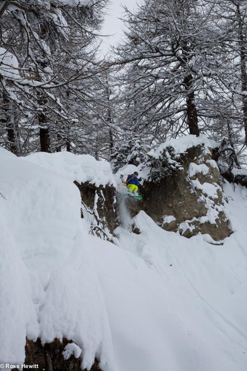 Chamonix skiing 2014-35