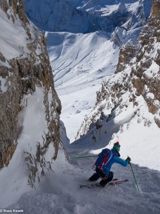 Chamonix skiing 2014-53