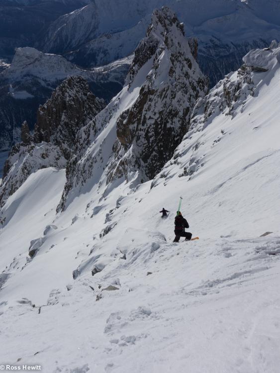 Chamonix skiing 2014-8