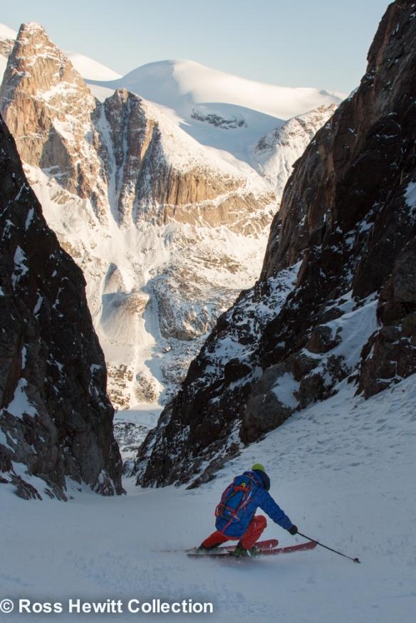 Baffin Berghaus Black Crows Ski Mounatineering Expedition-73