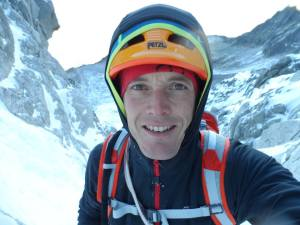 Chere couloir Ross Hewitt