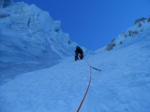 Chere couloir Sandy Simpson