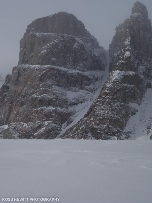Baffin Ross Hewitt Gibbs Fiord topo-1