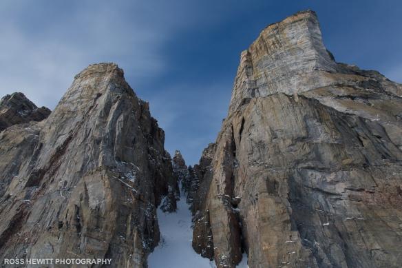 Baffin Scott Island ki descent topo Ross Hewitt-1