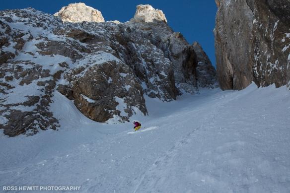 Canale Bureloni ski descent Ross Hewitt-1