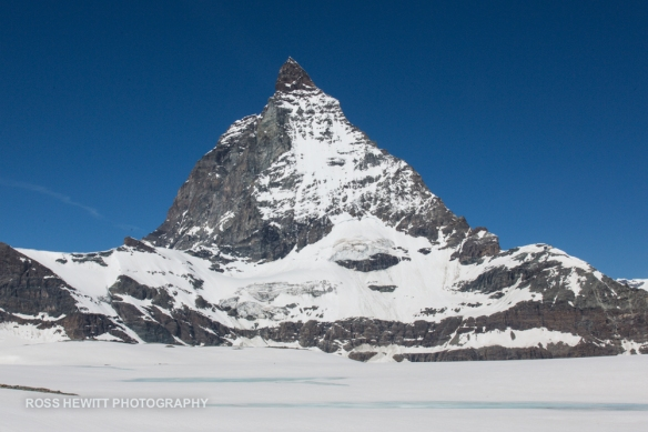 Matterhorn Cervin East Face Ski Topo Routes Ross Hewitt-1