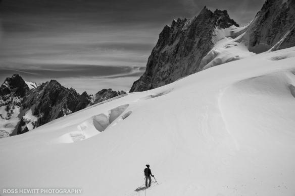 Mt Mallet Galcier