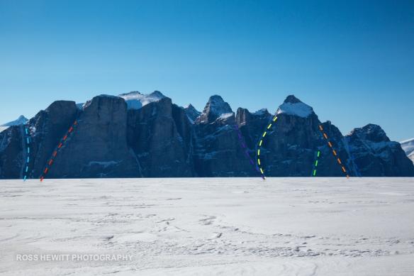 Sam Ford Wall Baffin Island Ross Hewitt topo-1