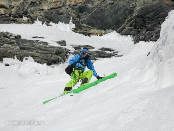 Matterhorn Cervin East Face Ski  Ross Hewitt-1-2