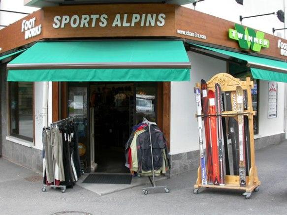 sport alpin