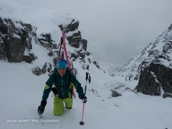 Lofoten Skiing Ross Hewitt Michelle Blaydon-1-8