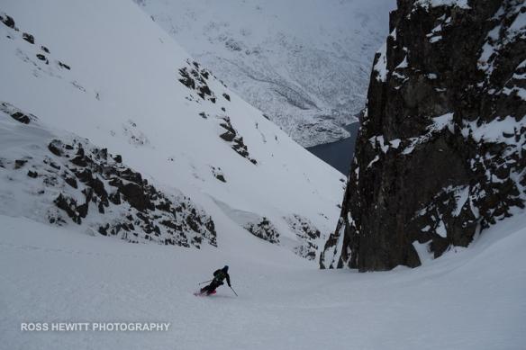 Lofoten Skiing Ross Hewitt Michelle Blaydon-102