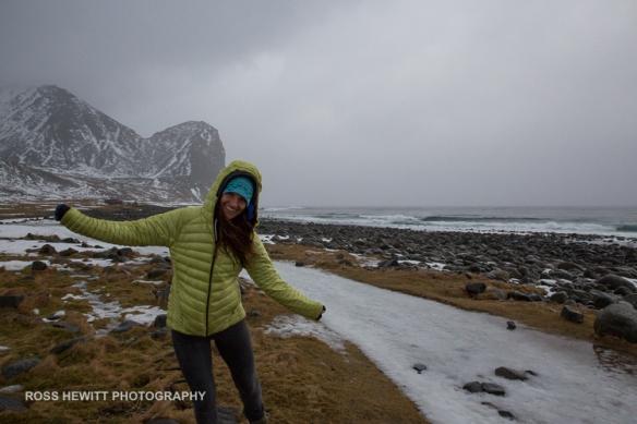 Lofoten Skiing Ross Hewitt Michelle Blaydon-114