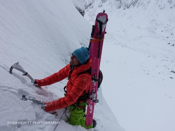 Lofoten Skiing Ross Hewitt Michelle Blaydon-35