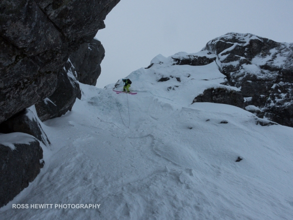 Lofoten Skiing Ross Hewitt Michelle Blaydon-36