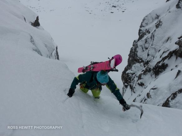 Lofoten Skiing Ross Hewitt Michelle Blaydon-38