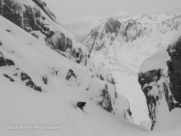 Lofoten Skiing Ross Hewitt Michelle Blaydon-40
