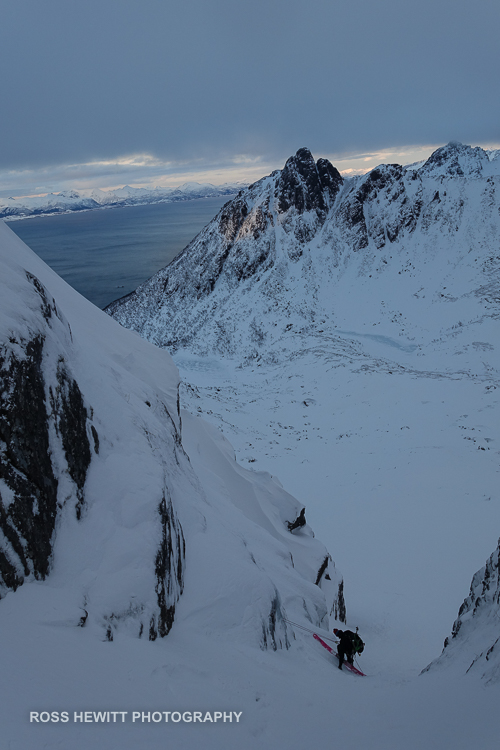 Lofoten Skiing Ross Hewitt Michelle Blaydon-44