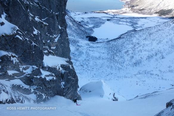Lofoten Skiing Ross Hewitt Michelle Blaydon-55