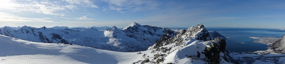 Lofoten Skiing Ross Hewitt Michelle Blaydon-80